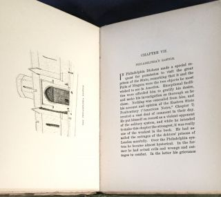 IN JAIL WITH DICKENS; By Alfred Trumble / Illustrated