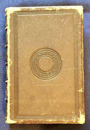 POEMS; By Oliver Wendell Holmes. / New and Enlarged Edition.