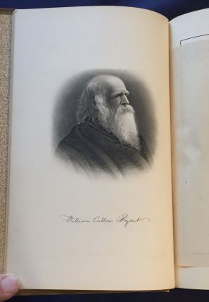 POEMS; By William Cullen Bryant