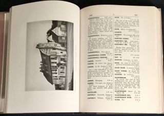 A DICKENS DICTIONARY; Second Edition, Revised and Greatly Enlarged /