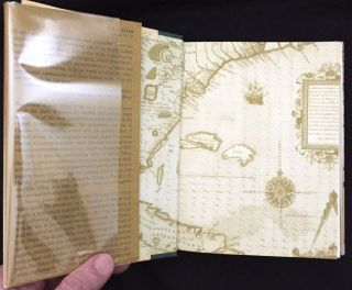 THE ISLAND OF LOST MAPS; A True Story of Cartographic Crime
