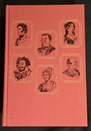 THE LIFE AND ADVENTURES OF NICHOLAS NICKLEBY; By Charles Dickens / Illustrated By Steven Spurrier