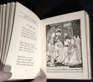 SONGS OF INNOCENCE; By William Blake / with Illustrations by Geraldine Morris