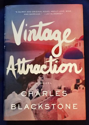 VINTAGE ATTRACTION. Charles Blackstone