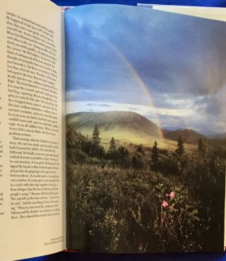 ALASKA; Images of the Country / Photographs and Text Selection by Galen Rowell / Text by John McPhee from Coming Into The Country