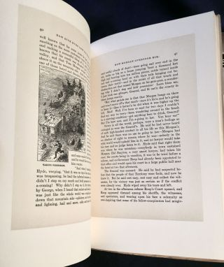 THE GREAT LANDSLIDE CASE; by Mark Twain / Three Versions / With Editorial Comment by Frederick Anderson and Edgar M. Branch