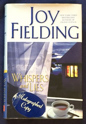 WHISPERS AND LIES. Joy Fielding