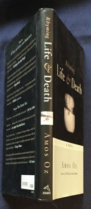 RHYMING LIFE & DEATH; Translated from the Hebrew by Nicholas de Lange