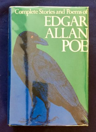 The COMPLETE STORIES and POEMS of EDGAR ALLAN POE. Edgar Allan Poe