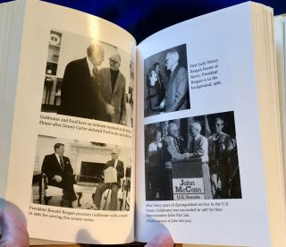 GOLDWATER; A Tribute to a Twentieth-Century Political Icon / Foreword by Senator John McCain