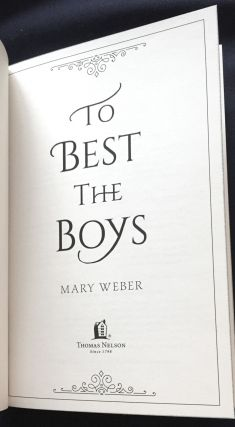 TO BEST THE BOYS