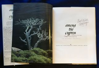 AMONG THE CYPRESS; The Monterey Peninsula / Photography by Gary Geiger / Text by Douglas Long