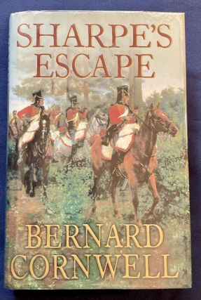 SHARPE'S ESCAPE:; Richard Sharpe and the Bussaco Campaign, 1810. Bernard Cornwell