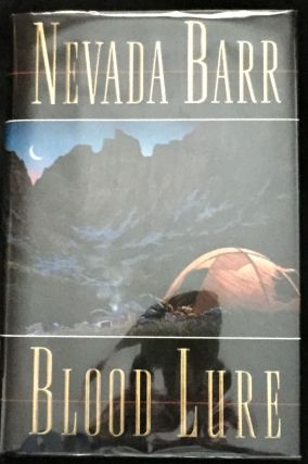 BLOOD LURE. Nevada Barr