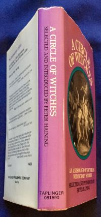 A CIRCLE OF WITCHES; An Anthology of Victorian Witchcraft Stories / Selected and Introduced by Peter Haining / Illustrated