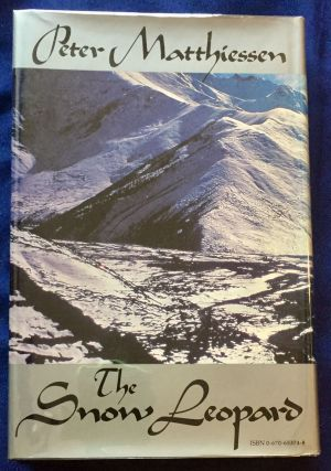 THE SNOW LEOPARD; Peter Matthiessen / Introduction and photographs by Maurice Hornocker
