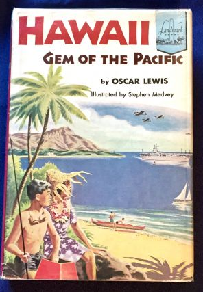 HAWAII; by Oscar Lewis / Illustrated by Stephen Medvey. Oscar Lewis