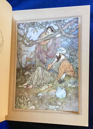 RUBAIYAT OF OMAR KHAYYAM; Rendered into English Verse by Edward Fitzgerald / With Illustrations...