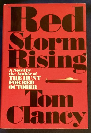 RED STORM RISING. Tom Clancy