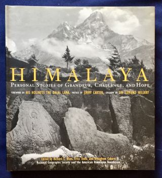 HIMALAYA; Personal Stories of Grandeur, Challenge, and Hope / Foreword by His Holiness the Dalai...
