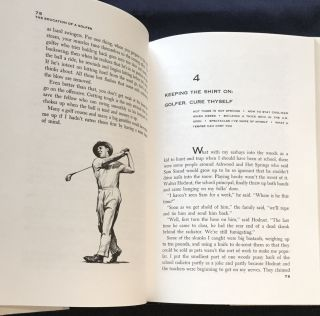 THE EDUCATION OF A GOLFER; By Sam Snead with Will Stump