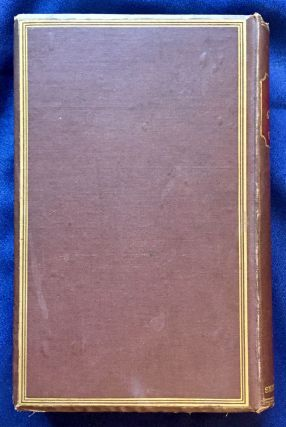 THE LIFE OF GOETHE; By George Henry Lewes