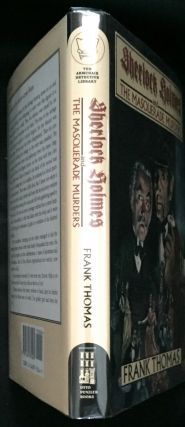 SHERLOCK HOLMES AND THE MASQUERADE MURDERS