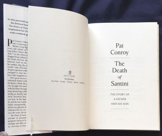 THE DEATH OF SANTINI; The Story of a Father and Son