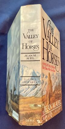 THE VALLEY OF HORSES; A Novel / Earth's Children