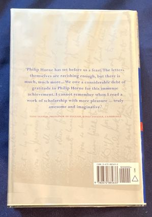 HENRY JAMES; A Life In Letters / Edited by Philip Horne
