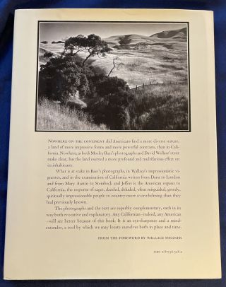 THE WILDER SHORE; photographs by Morley Baer / text by David Rains Wallace / Foreword by Wallace Stegner