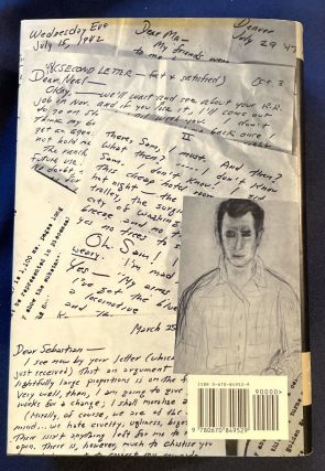 JACK KEROUAC; Selected Letters 1940--1960 / Edited with an Introduction and Commentary by Ann Charters