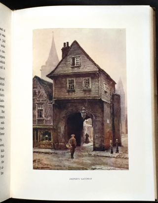 DICKENS-LAND; Described by J. A. Nicklin / Pictured by Ernest Haslehust