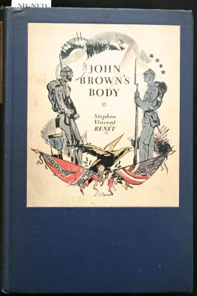 JOHN BROWN'S BODY. Stephen Vincent Benét