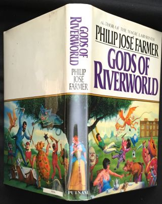 GODS OF RIVERWORLD. Philip Jose Farmer