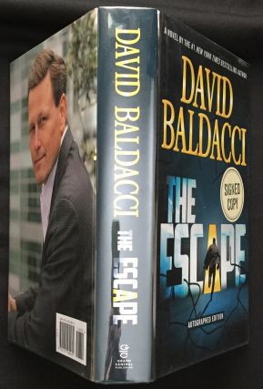 THE ESCAPE. David Baldacci
