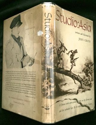 STUDIO: ASIA; Written and Illustrated by JOHN GROTH. John Groth