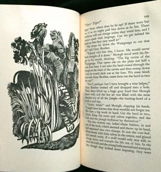 The Jungle Books; with Illustratrations by Aldren Watson / Foreword by Nelson Doubleday
