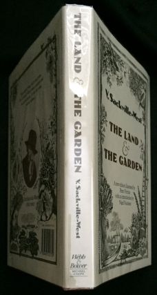 THE LAND & THE GARDEN; A new edition illustrated by Peter Firmin with an introduction by Nigel...