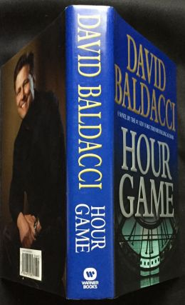 HOUR GAME; A Novel. David Baldacci